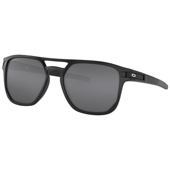 Oakley Latch Beta Matte Black w/PRIZM Black Polarized Lenses OO9436-0554