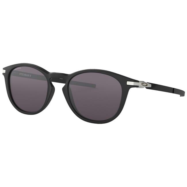 Oakley Pitchman R Satin Black w/PRIZM Grey Lenses OO9439-0150