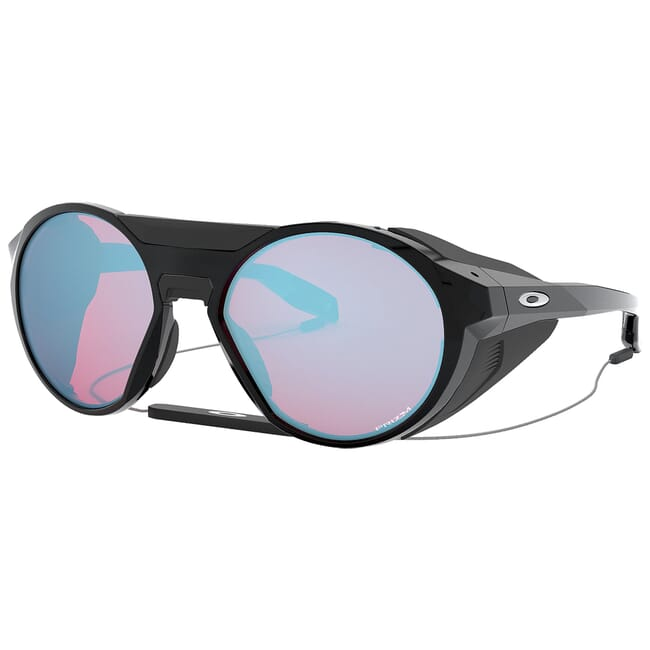 Oakley Clifden Polished Black w/PRIZM Snow Sapphire Lenses OO9440-0256