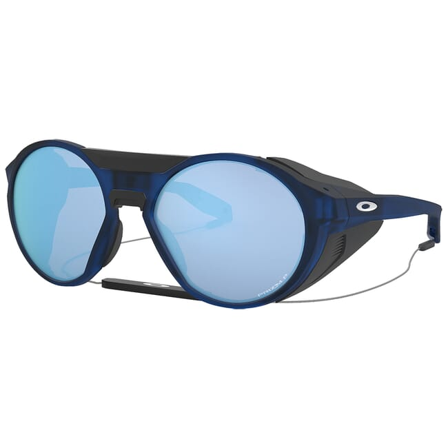 Oakley Clifden Matte Translucent Blue w/PRIZM Deep Water Polarized Lenses OO9440-0556