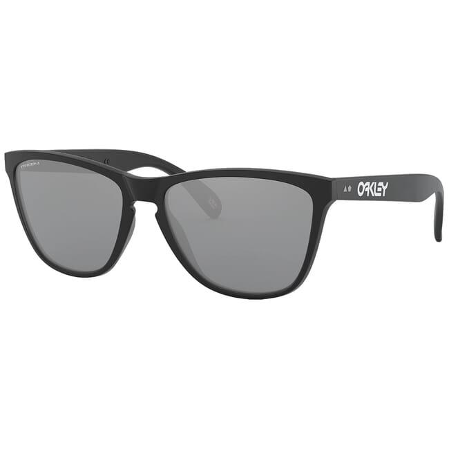 Oakley Frogskins 35th Matte Black w/PRIZM Black Lenses OO9444-0257
