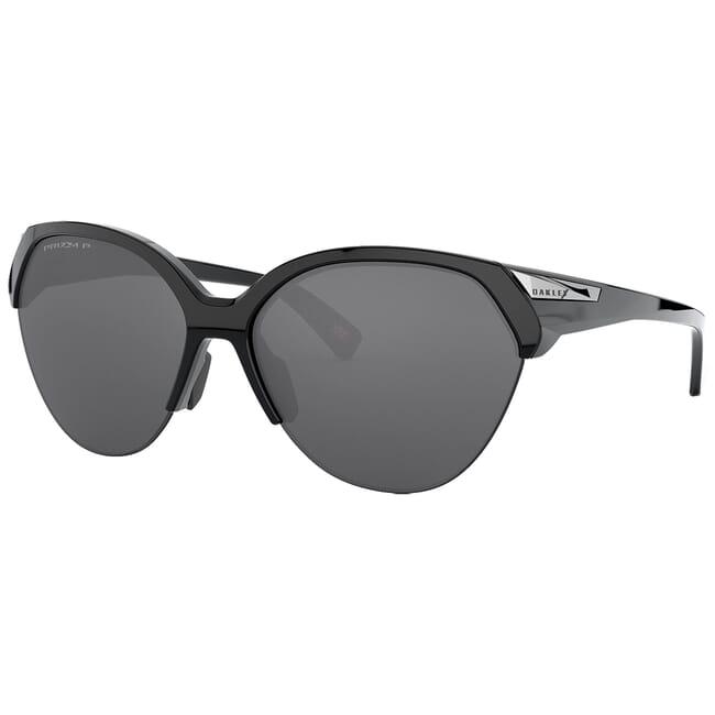 Oakley Trailing Point Polished Black w/PRIZM Black Polarized Lenses OO9447-0465