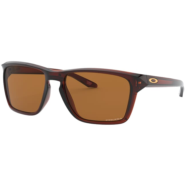 Oakley Sylas Polished Rootbeer w/PRIZM Bronze Lenses OO9448-0257