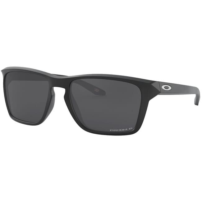 Oakley Sylas Matte Black w/PRIZM Black Polarized Lenses OO9448-0657