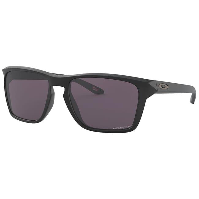 Oakley SI Sylas Matte Black w/PRIZM Gray Lenses OO9448-0757