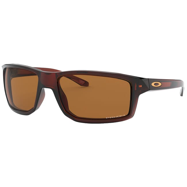 Oakley Gibston Polished Rootbeer w/PRIZM Bronze Lenses OO9449-0260