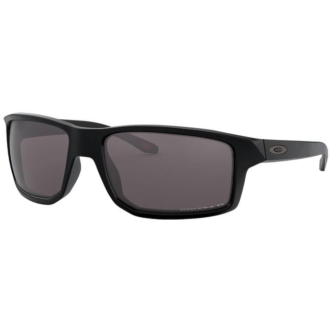 Oakley SI Gibston Matte Black w/PRIZM Grey Polarized Lenses OO9449-0860