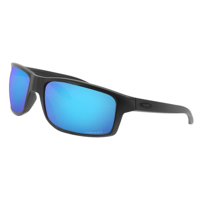Oakley SI Gibston Matte Black w/PRIZM Sapphire Polarized Lenses OO9449-1060
