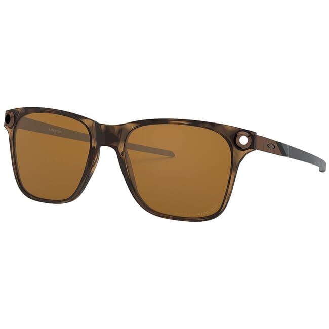 Oakley Apparition Brown Tortoise w/Tungsten Iridium Polarized Lenses OO9451-0855