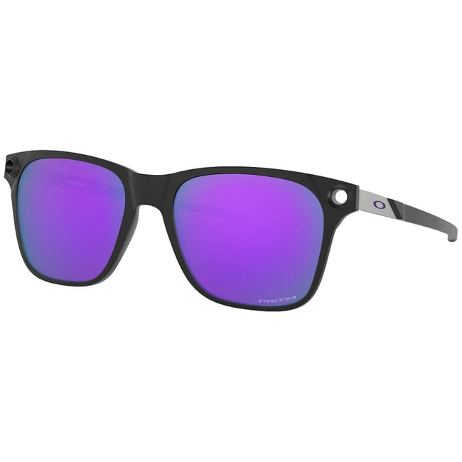 Oakley Apparition Satin Black w/PRIZM Violet Lenses OO9451-1055