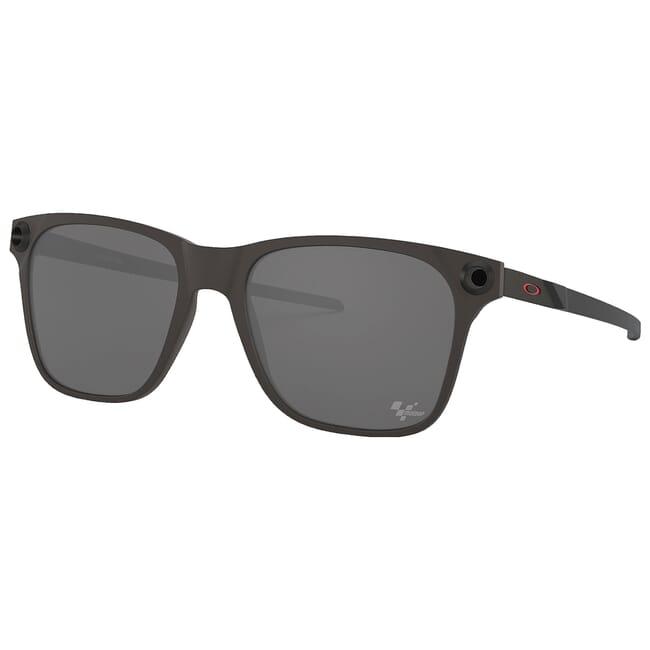 Oakley Apparition MotoG Matte Dark Grey w/PRIZM Black Lenses OO9451-1555