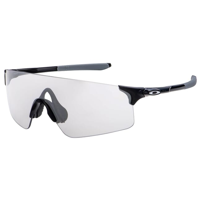 Oakley EVZero Blades Matte Black w/Clear to Black Photochromic Lenses OO9454-0938