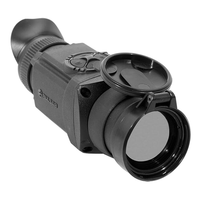 Pulsar Core FXQ50 Thermal Monocular/Front Attachment Black/White Screen PL76459BW
