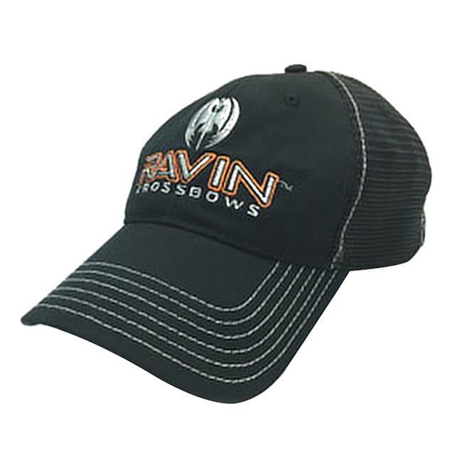 Ravin Black OSFA Adjustable Hat R230