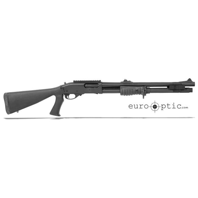 "Remington 870MCS Modular Combat System 12ga/18"" PRCIC SFIV-SM,SYN,M,EXT-3 24979"