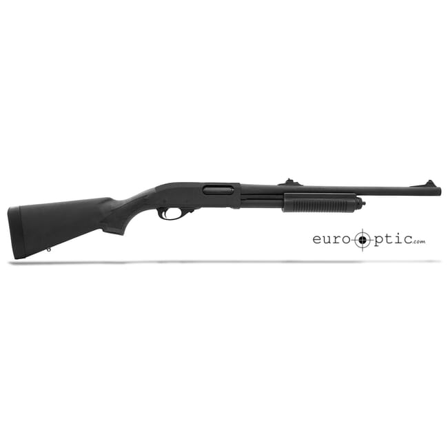"Remington 870P 12GA 20"" Shotgun 24401"