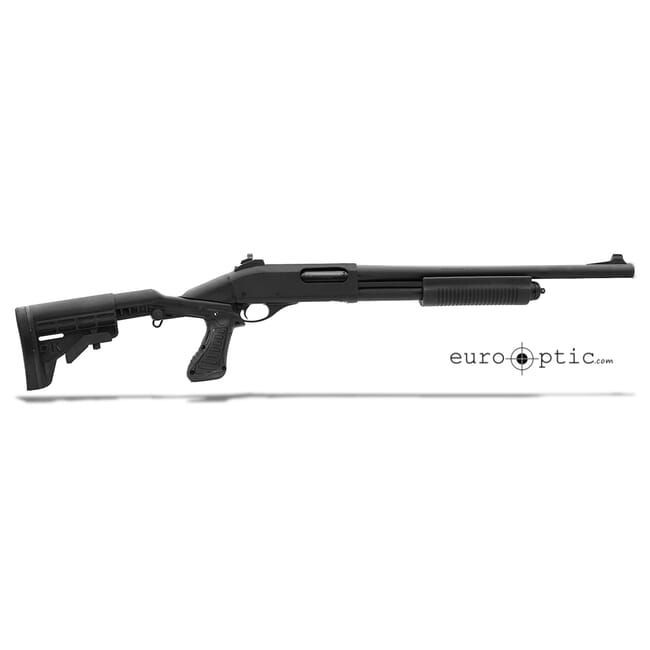 "Remington 870P 12GA 18"" WC Ghost Ring Shotgun 24591"