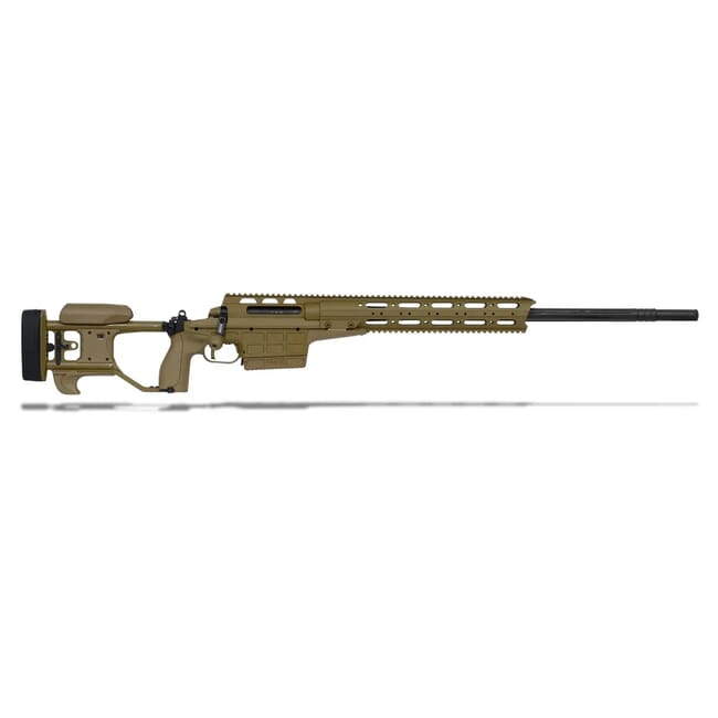 Sako TRG M10 .300 Win Mag Coyote Brown/ Black, Right Folding Stock, 30 MOA JRS352RTL2