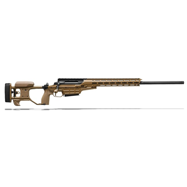 "Sako TRG 42A1 .338 Lapua Mag 27"" 1:10"" Coyote Brown Rifle JRSWA635"