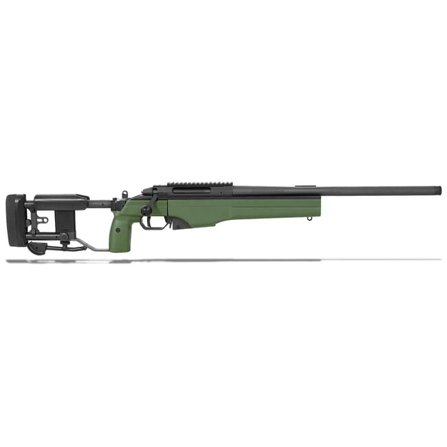 Sako TRG-42 338 Lapua Green Folding Stock Phosphate Metal Finish w/ Picatinny Rail