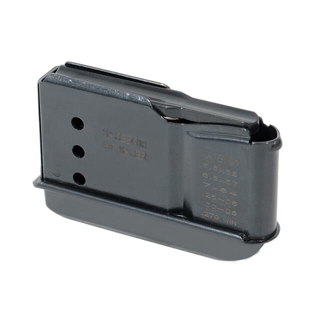 Sauer 80-90 Magazine Medium 4 Round Steel