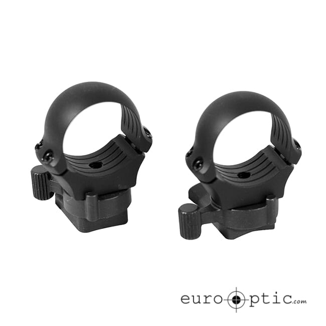 "Sauer Hexa Lock 1"" Scope Rings 80209090"