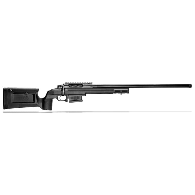 "Seekins HAVAK Bravo 6 Creedmoor - Black 24"" Rifle 0011710045-F-BLK"