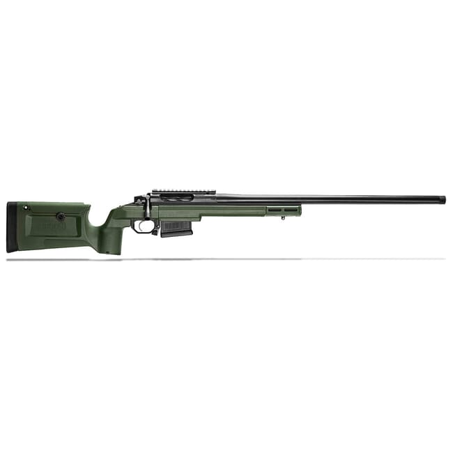 "Seekins HAVAK Bravo 6 Creedmoor - Green 24"" Rifle 0011710045-F-GRN"