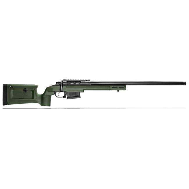 """Seekins HAVAK Bravo .308 Win - Green 24"""" Rifle 0011710049-F-GRN"""