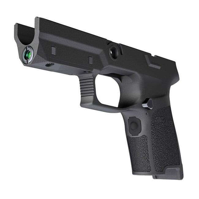 Sig Sauer LIMA5 P250/P320 Green Laser Grip Module SOL51002