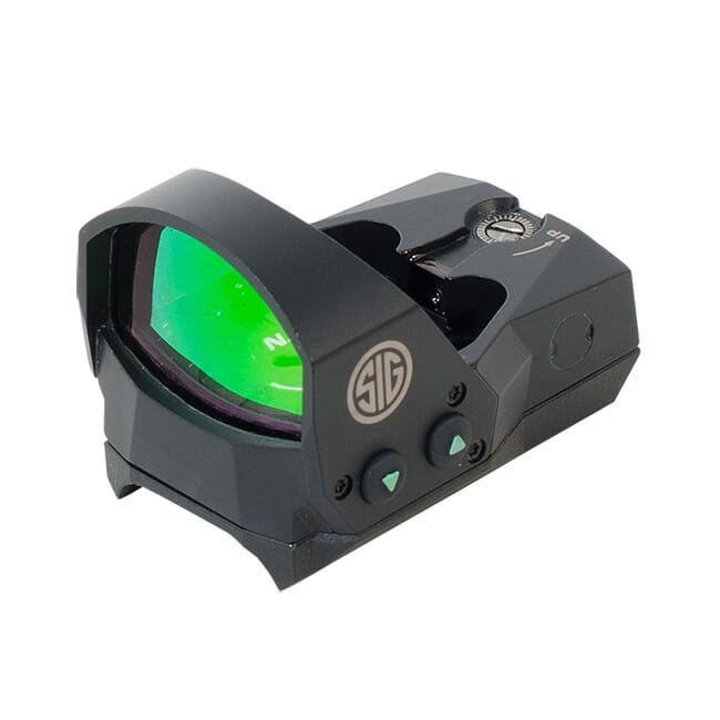 Sig Sauer Romeo1 1x22mm 3 MOA Red Dot Reflex Sight SOR11005