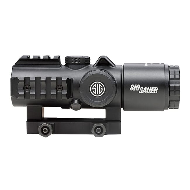 Sig Sauer BRAVO5  Battle Sight 5X30mm Horshoe Dot Illum. Reticle SOB53101