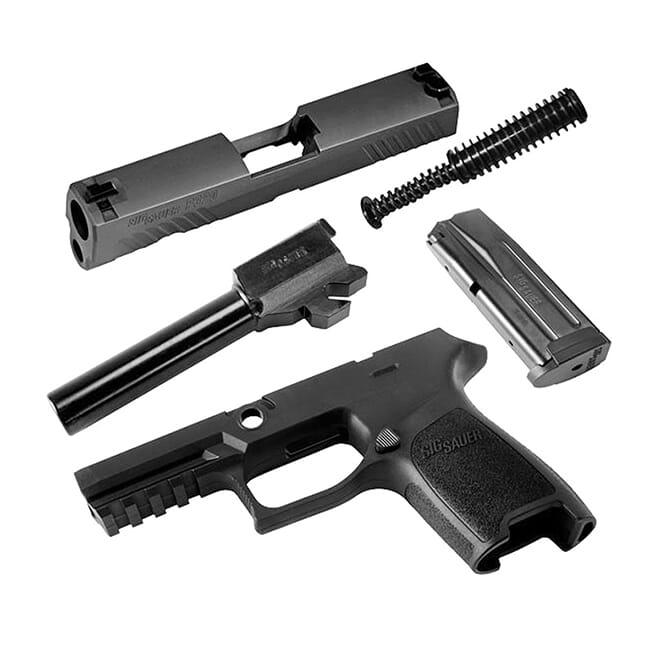 Sig Sauer P320 Compact .40 S&W 10rd Black Caliber X-Change Kit CALX-320C-40-BSS-10