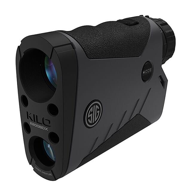 SIG Sauer Kilo2200BDX Laser Range Finding Monocular, 7x25mm SOK22704