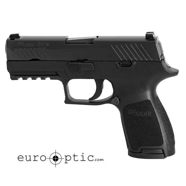 Sig Sauer P320 Compact .45 ACP Pistol 320C-45-BSS