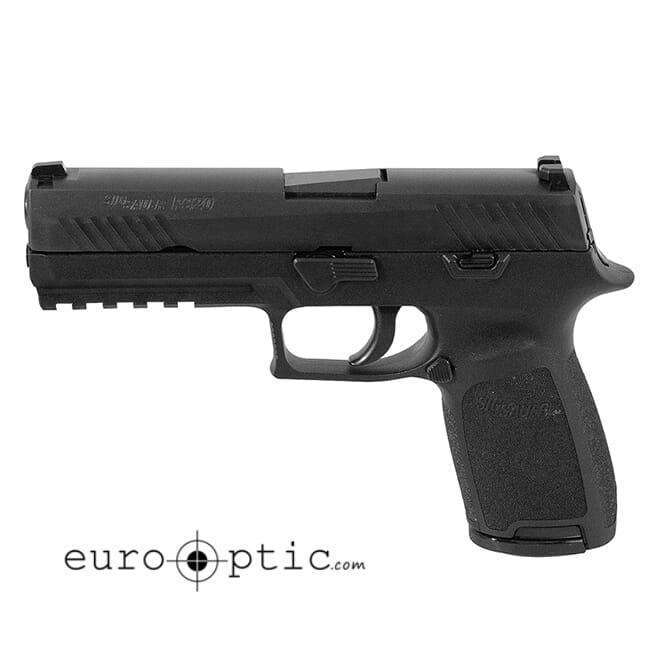 Sig Sauer P320 Full Size .45 ACP Pistol 320F-45-BSS