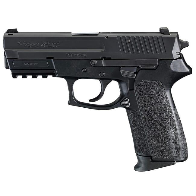Sig Sauer SP2022 Nitron .40 S&W Pistol E2022-40-B SP2022