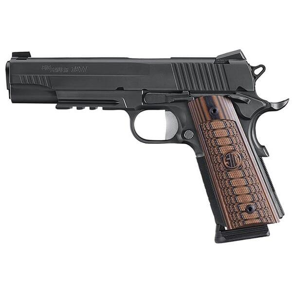 "Sig Sauer 1911 .45 ACP Select 5"" SA (2) 8rd Mag Handgun 1911R-45-SEL"