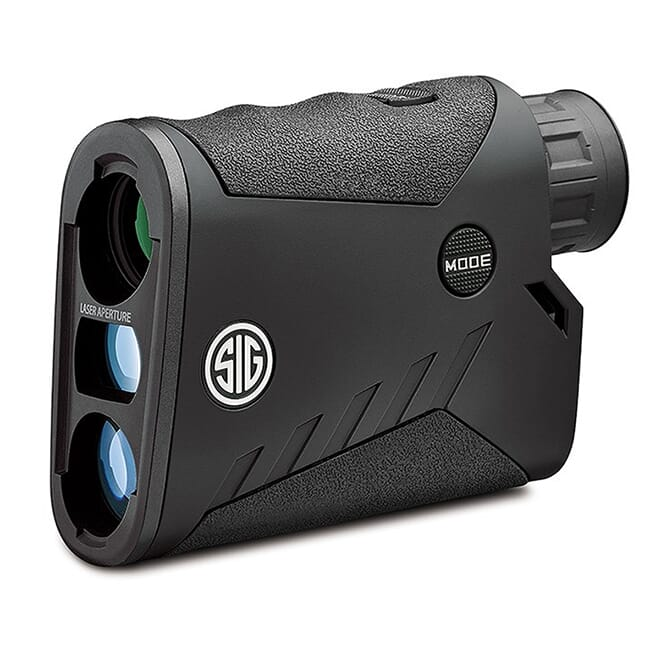 SIG Sauer Kilo1000 Laser Range Finding Monocular 5x20mm, High Transmittance LCD Display SOK10001