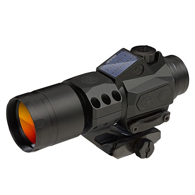 Sig Sauer Romeo 6 Red Dot Sight 1x20 2 MOA Circle Dot Hex