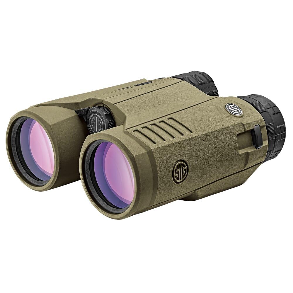 SIG Sauer Kilo3000BDX Laser Range Finding Monocular, 10x42mm SOK31001