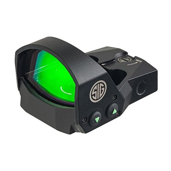 Sig Sauer ROMEO1 Reflex Sight 1X30mm BLACK SOR11600