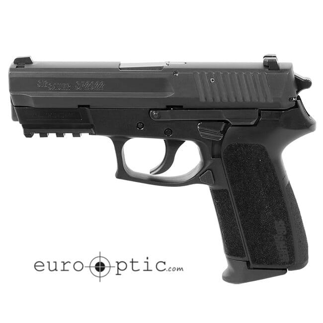 """Sig Sauer SP2022 .40 S&W 3.9"""" Nitron DA/SA Black (2) 12rd Mag Handgun E2022-40-BSS"""