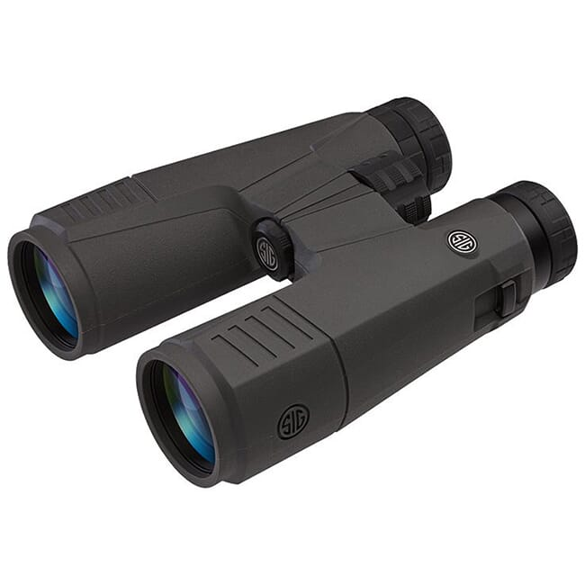 Sig Sauer ZULU9 Binocular 15X56mm HDX Lens Graphite SOZ99003