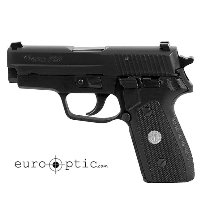 Sig Sauer P225 9mm Night Sights Pistol 225A-9-BSS-CL
