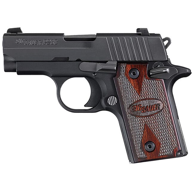 Sig Sauer P238 Rosewood .380 ACP Pistol 238-380-RG