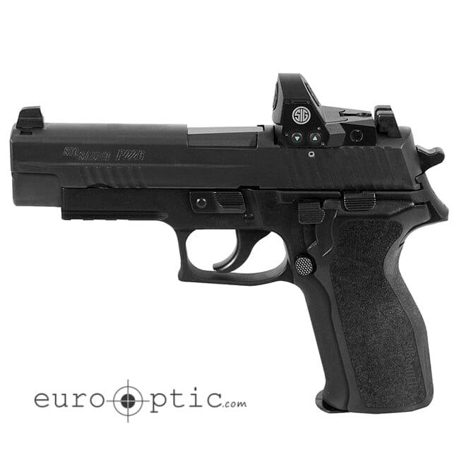 Sig Sauer P226 RX 9mm Pistol E26R-9-BSS-RX
