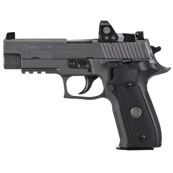 """Sig Sauer P229 9mm 3.9"""" Legion Gray DA/SA G10 15rd  E29R-LEGION-RX"""