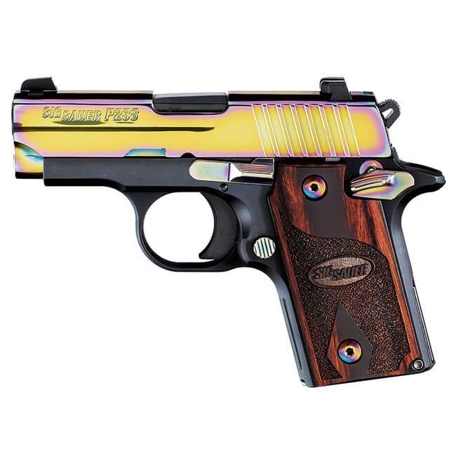 Sig Sauer P238 Rainbow .380 Pistol 238-380-RBT