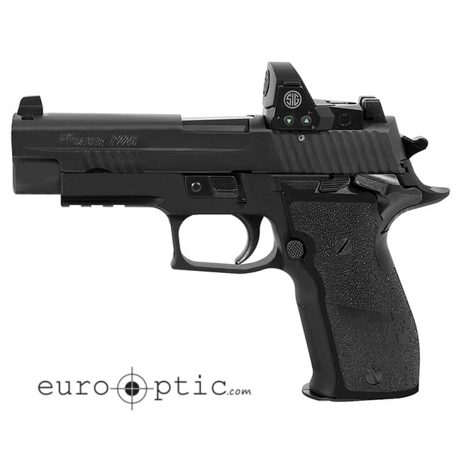 Sig Sauer E26R RX SAO 9mm 2x15rd Mags E26R-9-BSE-SAO-RX